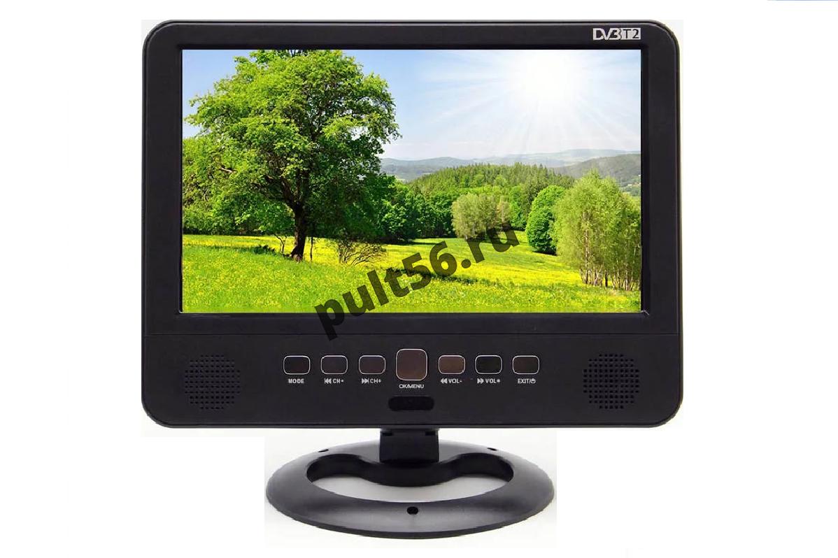 Телевизор с цифровым тюнером DVB LS-912T