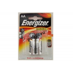 LR 6 ENERGIZER MAX+Power Seal BL-2